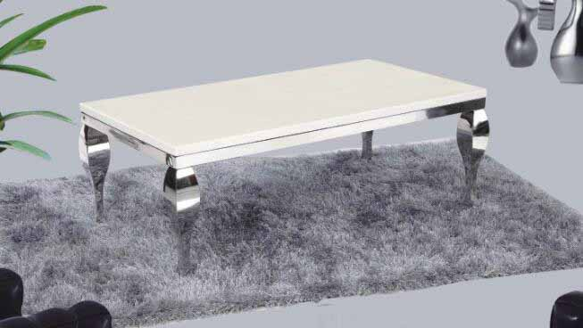 furniture coffee tables glass and marble top