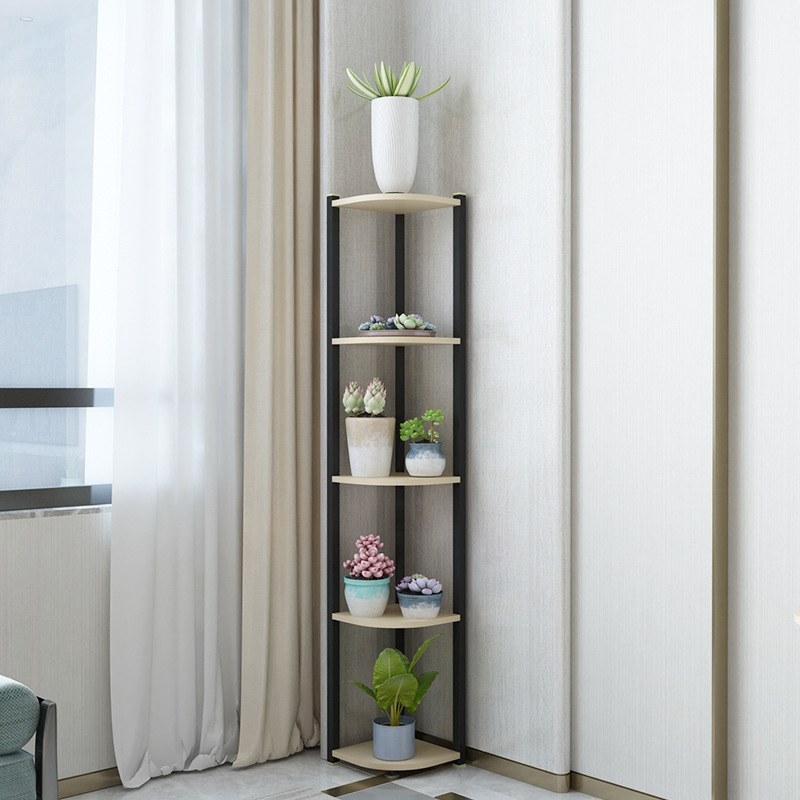 multiple corner small plant stand indoor
