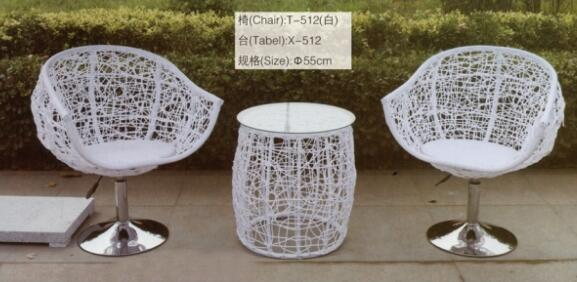 rattan bistro patio set wholesale